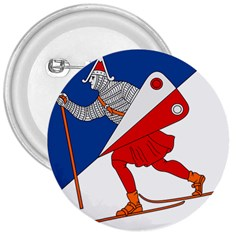 Lillehammer Coat of Arms  3  Buttons