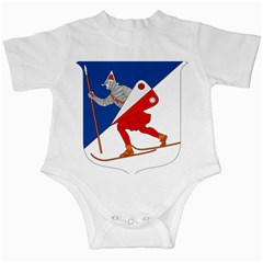 Lillehammer Coat of Arms  Infant Creepers