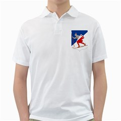 Lillehammer Coat of Arms  Golf Shirts