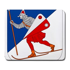 Lillehammer Coat of Arms  Large Mousepads