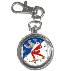 Lillehammer Coat of Arms  Key Chain Watches