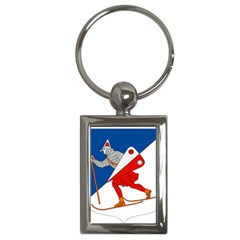Lillehammer Coat of Arms  Key Chains (Rectangle)