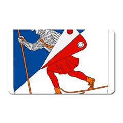 Lillehammer Coat of Arms  Magnet (Rectangular)