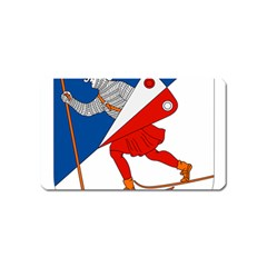 Lillehammer Coat of Arms  Magnet (Name Card)