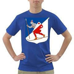 Lillehammer Coat of Arms  Dark T-Shirt