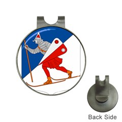 Lillehammer Coat of Arms  Hat Clips with Golf Markers