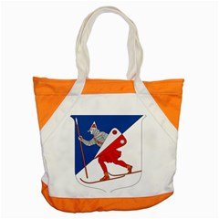 Lillehammer Coat of Arms  Accent Tote Bag