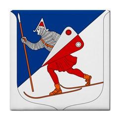Lillehammer Coat of Arms  Face Towel