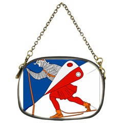 Lillehammer Coat of Arms  Chain Purses (One Side)