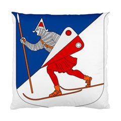 Lillehammer Coat of Arms  Standard Cushion Case (One Side)