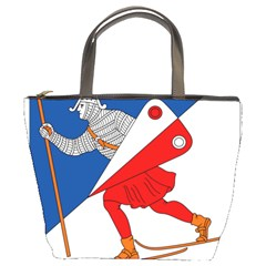 Lillehammer Coat of Arms  Bucket Bags
