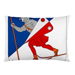Lillehammer Coat of Arms  Pillow Case