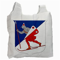 Lillehammer Coat of Arms  Recycle Bag (Two Side)