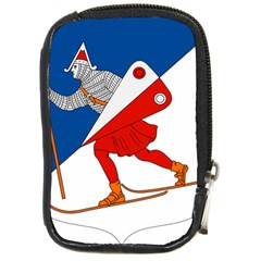 Lillehammer Coat of Arms  Compact Camera Cases