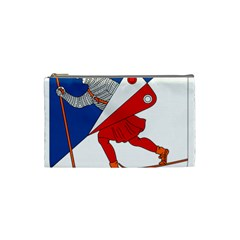 Lillehammer Coat of Arms  Cosmetic Bag (Small)