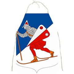 Lillehammer Coat of Arms  Full Print Aprons