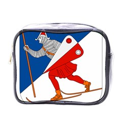 Lillehammer Coat of Arms  Mini Toiletries Bags
