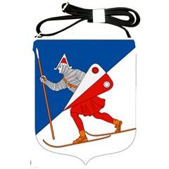 Lillehammer Coat of Arms  Shoulder Sling Bags