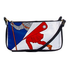 Lillehammer Coat of Arms  Shoulder Clutch Bags