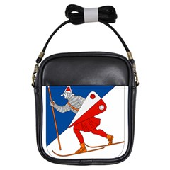 Lillehammer Coat of Arms  Girls Sling Bags