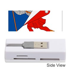 Lillehammer Coat of Arms  Memory Card Reader (Stick)