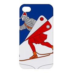 Lillehammer Coat of Arms  Apple iPhone 4/4S Hardshell Case