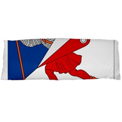 Lillehammer Coat of Arms  Body Pillow Case (Dakimakura)