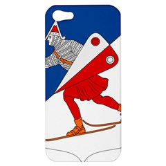 Lillehammer Coat of Arms  Apple iPhone 5 Hardshell Case