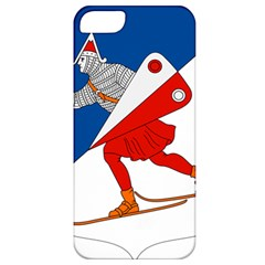 Lillehammer Coat of Arms  Apple iPhone 5 Classic Hardshell Case