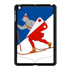 Lillehammer Coat of Arms  Apple iPad Mini Case (Black)