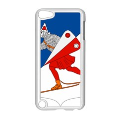 Lillehammer Coat of Arms  Apple iPod Touch 5 Case (White)