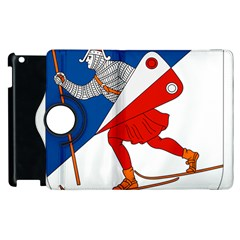 Lillehammer Coat of Arms  Apple iPad 3/4 Flip 360 Case