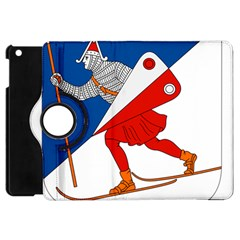 Lillehammer Coat of Arms  Apple iPad Mini Flip 360 Case
