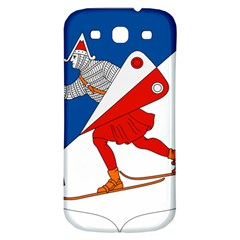 Lillehammer Coat of Arms  Samsung Galaxy S3 S III Classic Hardshell Back Case