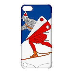 Lillehammer Coat of Arms  Apple iPod Touch 5 Hardshell Case with Stand