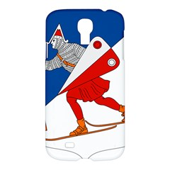 Lillehammer Coat of Arms  Samsung Galaxy S4 I9500/I9505 Hardshell Case