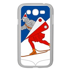 Lillehammer Coat of Arms  Samsung Galaxy Grand DUOS I9082 Case (White)