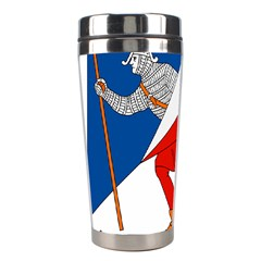 Lillehammer Coat of Arms  Stainless Steel Travel Tumblers
