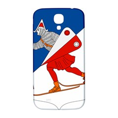 Lillehammer Coat of Arms  Samsung Galaxy S4 I9500/I9505  Hardshell Back Case