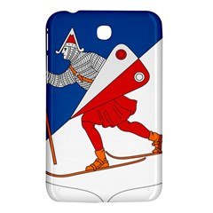 Lillehammer Coat of Arms  Samsung Galaxy Tab 3 (7 ) P3200 Hardshell Case
