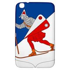 Lillehammer Coat of Arms  Samsung Galaxy Tab 3 (8 ) T3100 Hardshell Case