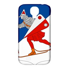 Lillehammer Coat of Arms  Samsung Galaxy S4 Classic Hardshell Case (PC+Silicone)