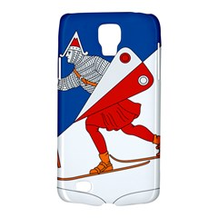 Lillehammer Coat of Arms  Galaxy S4 Active