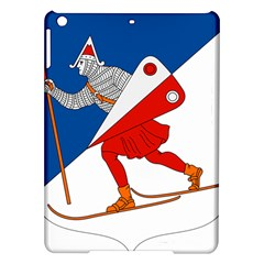 Lillehammer Coat of Arms  iPad Air Hardshell Cases