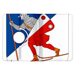 Lillehammer Coat of Arms  Kindle Fire HDX Flip 360 Case