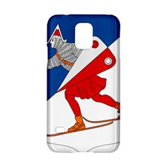 Lillehammer Coat of Arms  Samsung Galaxy S5 Hardshell Case