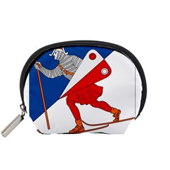 Lillehammer Coat of Arms  Accessory Pouches (Small)