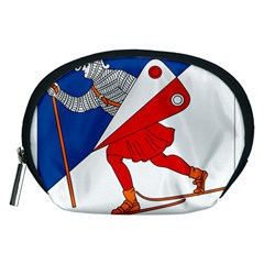 Lillehammer Coat of Arms  Accessory Pouches (Medium)