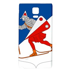 Lillehammer Coat of Arms  Galaxy Note 4 Back Case