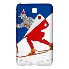 Lillehammer Coat of Arms  Samsung Galaxy Tab 4 (8 ) Hardshell Case